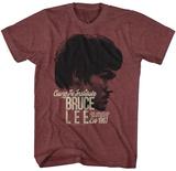 Bruce Lee- Gung Fu Inst. Est 1967 T-skjorter