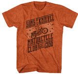 Evel Knievel- Sons Of Knivel Moto Club T-skjorter