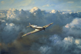 Flight of Freedom Giclee Print by Roy Cross