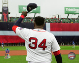 David Ortiz honorary retirement ceremony in his final regular season game- October 2, 2016 Photo
