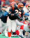 Ickey Woods 1988 AFC Championship Game Photo