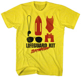 Baywatch- Lifeguard Kit T-Shirt