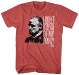 The Godfather- Don't Apologize Camiseta