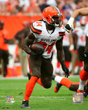 Isaiah Crowell 2016 Action Photo