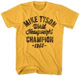 Mike Tyson- '88 Heavyweight Champ Vêtement
