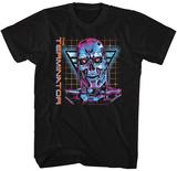 Terminator- T800 Headshot Camisetas