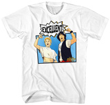 Bill & Ted: Excellent Adventure- Pop Buds T-Shirt