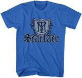Scarface- Coat Of Arms Shield Vêtement