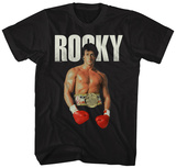 Rocky- Standing Strong Bluser