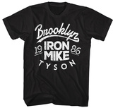 Mike Tyson- Iron Mike T-Shirts