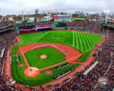 Fenway Park during an honorary retirement ceremony for David Ortiz of the Boston Red Sox in his fin Photo
