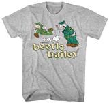 Beetle Bailey- Hop To It! Skjorter