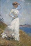 Sunlight, 1909 Giclee Print by Frank Weston Benson
