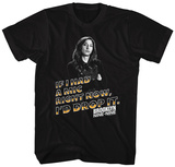 Brooklyn Nine Nine- Gina Mic Drop Shirts