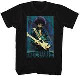 Jimi Hendrix- Sunset Terrace Paisley Vêtement