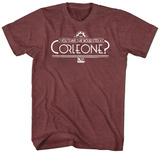 The Godfather- Can't Fool A Corleone Camisetas