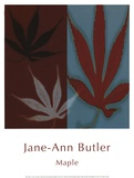 Maple Prints by Jane Ann Butler