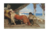 The Favorite of the Emir Giclee Print by Jean Joseph Benjamin Constant