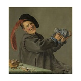 The Merry Drinker, 1629 Giclee Print by Judith Leyster