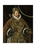 Matthias, Emperor of the Holy Roman Empire, Hans Von Aachen, 1600-25 Giclee Print by Hans von Aachen