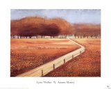 Autumn Memory Posters by Lynn Welker