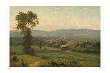 The Lackawanna Valley, 1856 Giclee Print by George Inness