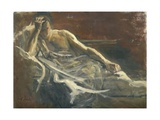 Saul, 1899 Giclee Print by Jozef Israels