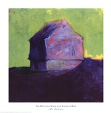 The Haunting Magic of an American Barn I Prints by Al Lachman