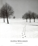 Winter Footsteps Prints by Ilona Wellmann