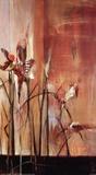 Pink Frost Prints by Terri Burris