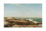 Narragansett Bay, 1864 Giclee Print by William Stanley Haseltine