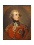 George IV as Prince of Wales, 1781 Giclee Print by Gainsborough Dupont