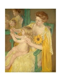 Mother and Child, 1905 Giclee Print by Mary Cassatt