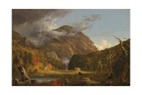 Crawford Notch, 1839 Giclee Print by Thomas Cole