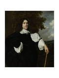 Jacobus Trip, Amsterdam Weapons Dealer, C. 1647-70 Giclee Print by Bartholomeus Van Der Helst