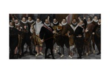 Company of Captain Dirck Rosecrans and Lieutenant Pauw, 1588 Giclee Print by Cornelis Ketel
