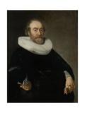 Portrait of Andries Bicker, C. 1642 Giclee Print by Bartholomeus Van Der Helst