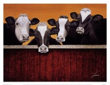 Waiting For Company Posters by Lowell Herrero