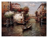 Afternoon In Venice Print