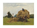 Daddy Longlegs, C. 1885-1910 Giclee Print by Willem de Zwart