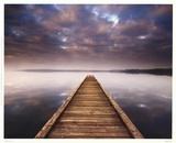 Lake Walk III Prints by Jonathan Critchley
