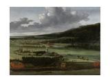 Hendrik Trip's Cannon Foundry in Julitabruk, Sweden, C, 1675 Giclee Print by Allaert Van Everdingen