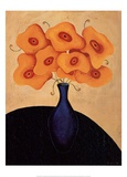 Bouquet Dor Prints by Jocelyne Anderson-Tapp