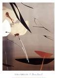 Brown Scene II Posters by Lola Abellan