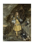 Memorial Portrait of Moses Ter Borch (II), 1667-69 Giclee Print by Gerard ter Borch