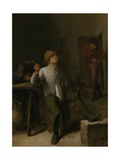 The Smoker, 1630-38 Giclee Print by Adriaen Brouwer