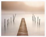 Lake Walk I Poster by Jonathan Critchley