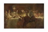 The Conspiracy of the Batavians under Claudius Civilis, 1661-62 Giclee Print by  Rembrandt van Rijn