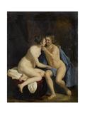 Lovers, 1650-60 Giclee Print by Jacob van Loo