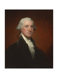 George Washington, 1795 Giclee Print by Gilbert Stuart